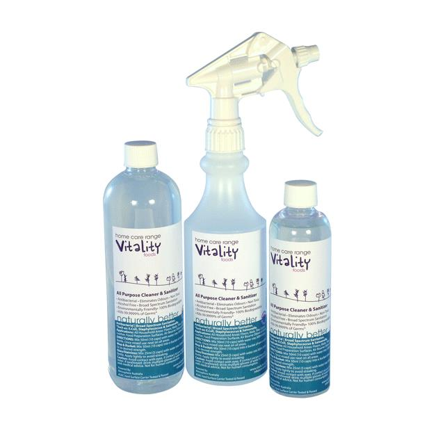 All Purpose Cleaner & Sanitiser Triple Concentrate