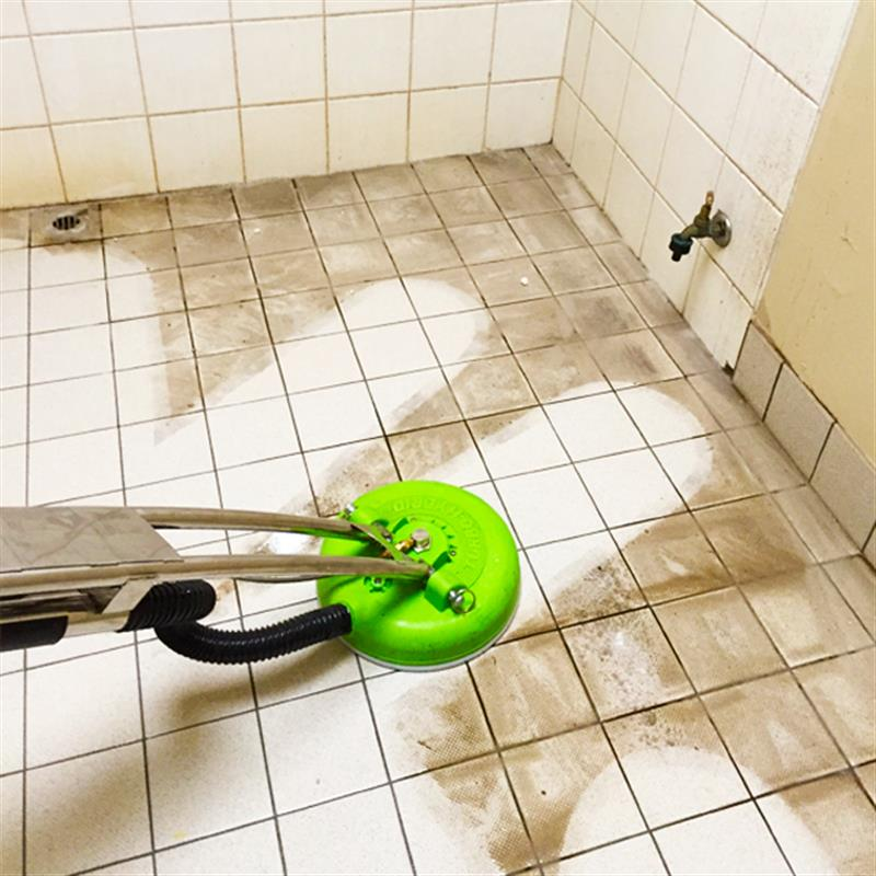 Tile & Grout Cleaning - Ceramic Tiles